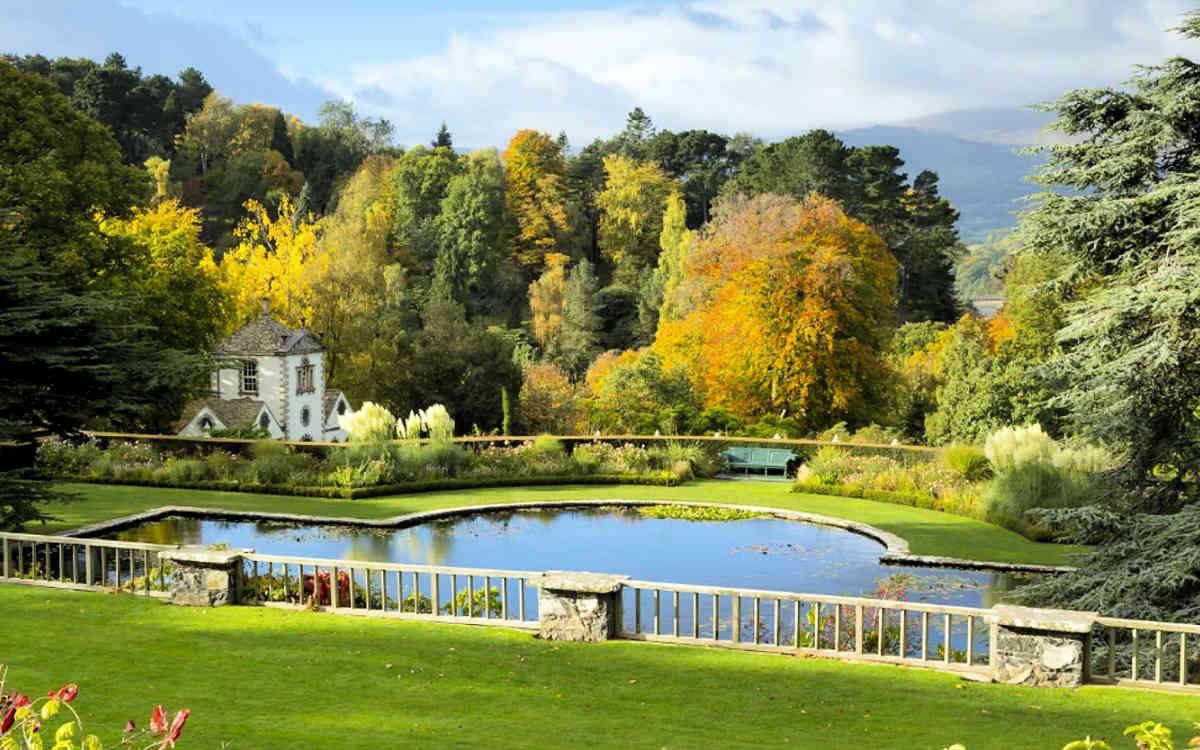 National Trust Bodnant Gardens